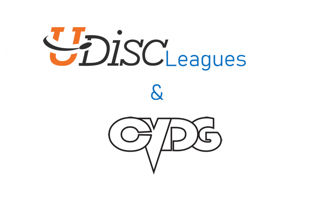 UDisc Leagues to be used for CVDGC tourneys